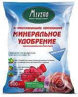 Mivena (Мивена) FIELD-COTE CRF 12-5-28+2MGO+TE 6M - 500 гр. Комплексное удобрение для роз, азалий, луковичных,