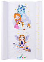 Пеленатор tega LP-002 Little Princess белый