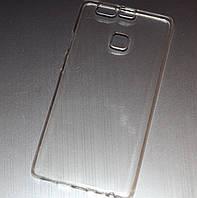 Чехол для Huawei P9 прозрачный силиконовый