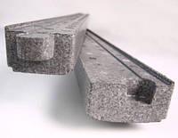 Теплоизоляционный подставочный профиль 63x33x1000 мм, материал - Neopor® by BASF