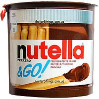 Ореховая паста и палочки Ferrero Nutella Go 52g