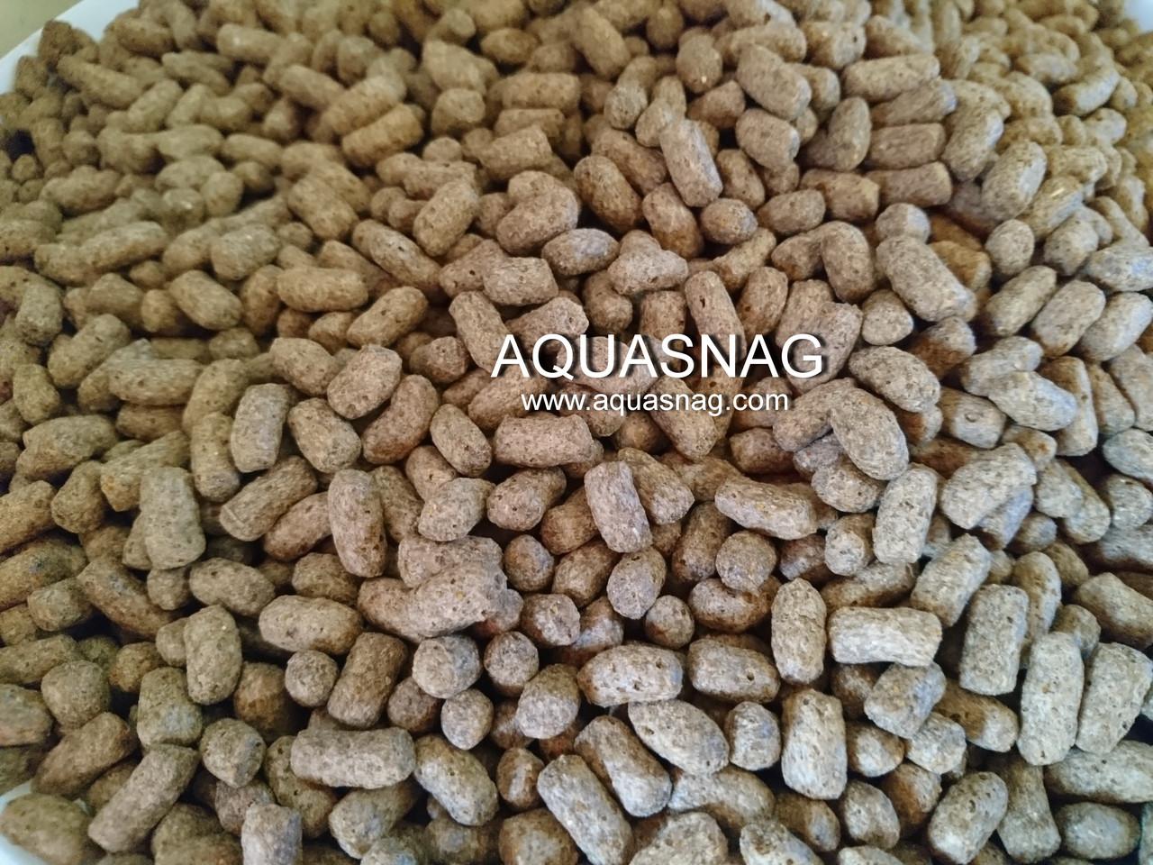 Цихлида макси №3 -100г, основной витаминизированный  корм для всех видов цихловыхи других  рыб