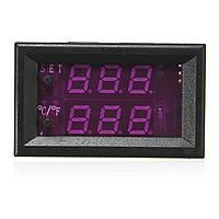 DC12V цифровой LED выключатель регулятор температуры переключатель управления термостата