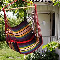 Внутренний дворик с садом висит утолщаются гамак кресло крытый открытый хлопка качели подушки сиденья
