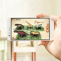 Digoo BB-CQ1 соток карты образование 108 шт Раннее обучение интерактивных образовательных малышей 3D speelgoed