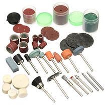 105 штук Rotary Инструмент Принадлежности Набор Набор для полировки, фото 2