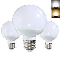 E27 6w 14 СМД 5730 LED чистый белый теплый белый материал ПК глобус шарика AC85-265V
