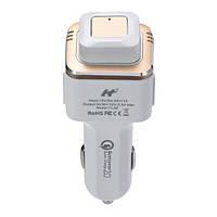 TL20 v4.0 Bluetooth беспроводная гарнитура с кислородный бар автомобиля двойной USB зарядное устройство