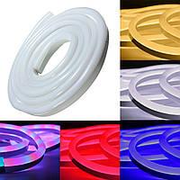 5м 2835 LED гибкий неон веревки полосы света Xmas Открытый водонепроницаемый 220v