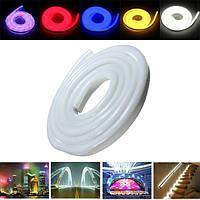 3m 2835 LED гибкий неон веревки полосы света Xmas Открытый водонепроницаемый AC110V