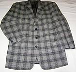 Вовняний піджак TED LAPIDUS (48, 50), фото 4