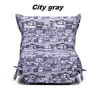 Диван SMS 1,4 City gray (Comfoson-ТМ)