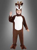 Детский маскарадный костюм оленя
