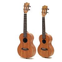 23 26 дюймов Гаваи концерт тенор КоА укулеле с классической головой X1 Enya