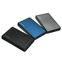 Enclosure внешний корпус коробки для диска жесткого диска SATA без применения инструментов USB 3.0 2.5-дюймовый