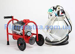 Доильный аппарат для коз Белка-1 Мини 3000