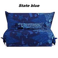 Диван SMS 1,4 State blue (Comfoson-ТМ)