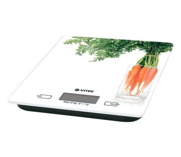 Весы кухонные Vitek VT-2418, электронные весы для кухни, електронні ку