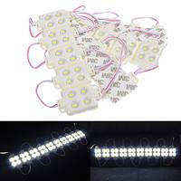 20 штук smd5630 холодный белый/теплый белый 80 LED модуль полосы света водонепроницаемый витрина жесткая лампа DC12V