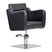 Парикмахерское кресло Lux Черный, фото 1