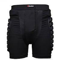 Спортивные лыжи езда протектор бедра накладка брюки для взрослых детей мужчин женщин
