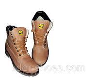 Ботинки Timberland женские на шнурках