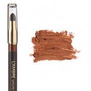 Новый карандаш для глаз  № 6 светло коричневый  с растушовкой