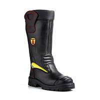 Огнестойкие кожаные пожарные сапоги YDS Pluto Fire Boot. Великобритания, оригинал.