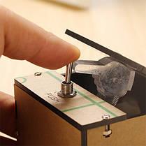 Мини-минималист бесполезно коробки быстро отклика 14 режимов аккумуляторные батареи Витающие игрушки офисный стол декора, фото 3