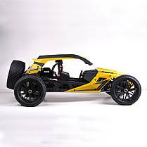 HBX T6 1/6 100+км/ч RWD Пропорциональный Бесколлекторный RC Пустыня Багги RC Racing Авто, фото 2
