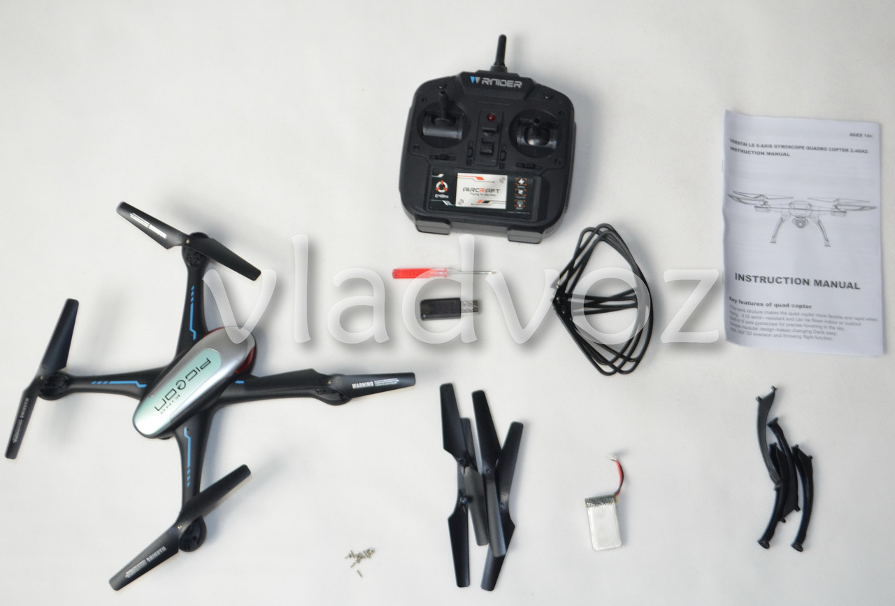 Устройство винтов дрона купить алюминиевый кейс combo
