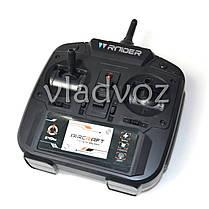 Радиоуправляемый квадрокоптер 2,4 gz Led 4 винта drone X-1507 черный, фото 2