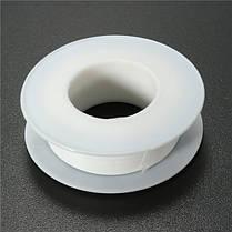 10 штук 0.1mm × 12мм × термостойкостью 12m PTFE тефлоновые ленты, фото 3