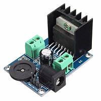 Аудио усилитель мощности поделки Модуль платы двухканальные 10-50w TDA7297 AC / DC 18V