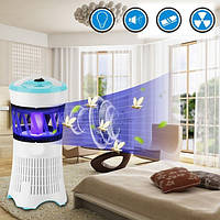 LED Летающее насекомое убийца лампа электрический заппер ошибка комаров летать оса ловушки борьбы с вредителями