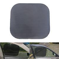 1 пара 42x38cm UV Cut PVC Kersten Анти Static Авто Оконная пленка для защиты от солнца