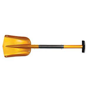 Портативный складной алюминиевый сплав спорта утилита снег лопатой железо ручка, фото 2