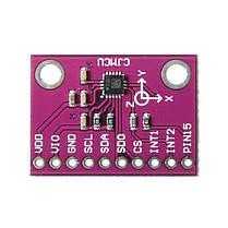 LSM6DS33TR 3-осевой акселерометр+3-осевой гироскоп 6-осевой модуль инерционный датчик 6DOF для Arduino, фото 3