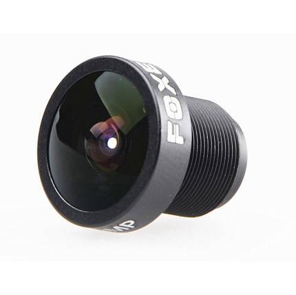 Foxeer новая 2.5 мм 110 градусов F2.0 M12x0.5 мм линза IR чувствительная, фото 2