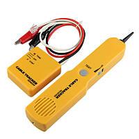RJ45 сетевой кабель тестер непрерывность телефонной линии кабель трекера и тестер провода тонер трассирующими