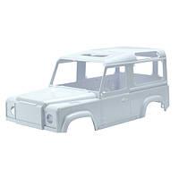 Комплекты Austar 1/10 Scale D90 белый жесткий пластик RC Crawler автомобиля Shell