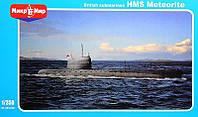 """Британская подводная лодка """"HMS Meteorite"""""""
