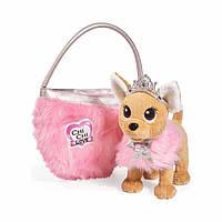 Собачка Розовая принцесса 20 см Chi Chi Love Simba 5893126