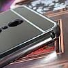 Роскошные Покрытие кадра Зеркало задней стороны обложки случая бампера кожи для Xiaomi редми Примечание 4, фото 5