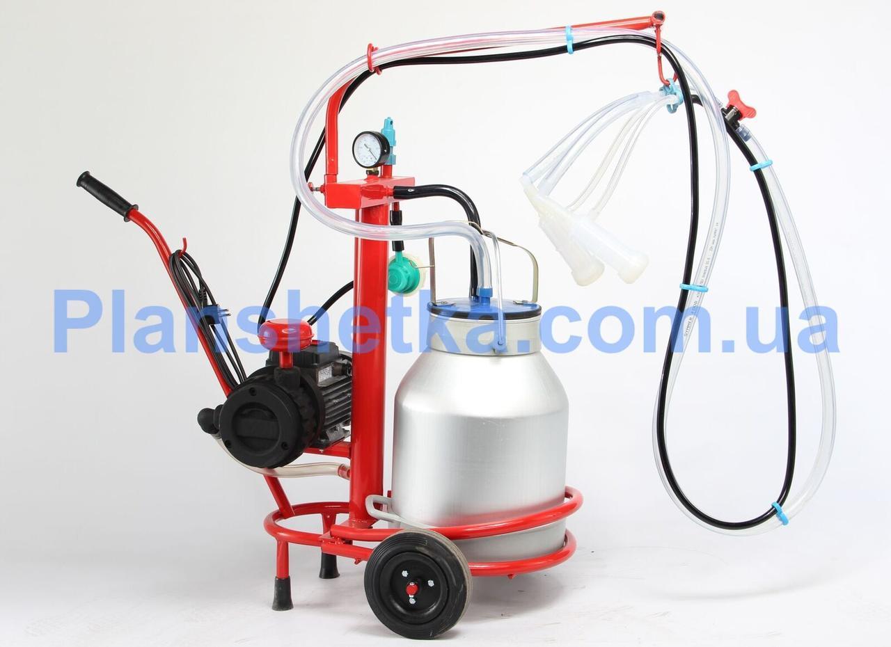 Доильный аппарат для коз Белка-1 1500