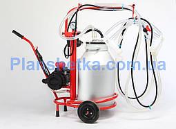 Доїльний апарат для корів Білка-2 Міні 1500