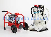 Доильный аппарат для коз Белка-2 Мини 3000