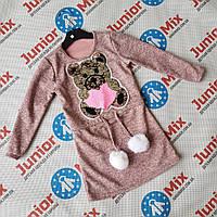 Оптом детская  модная туника для девочек  Angelina, фото 1