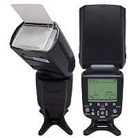 TRIOPO TR-982 II беспроводной ведущий-ведомый вспышка камеры 1/8000 HSS режим Speedlite для Canon DSLR