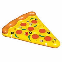 Летом вода игрушка надувные пицца flotating кровать плавательный бассейн воды лаундж место надувной матрас плот